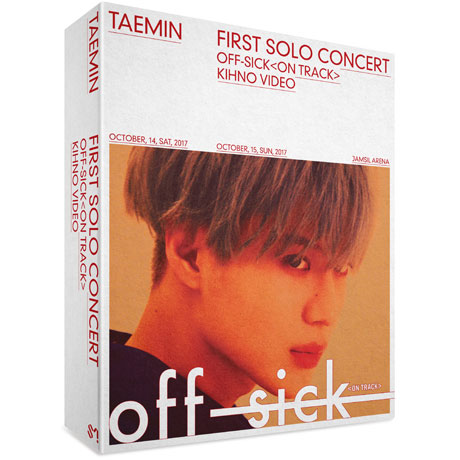 OFF-SICK<ON TRACK> - 1ST SOLO CONCERT [키트 비디오]