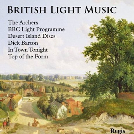 BRITISH LIGHT MUSIC/ ERIC COATES, FREDERICK FENNELL