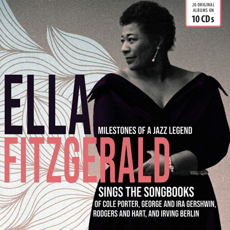 SINGS THE SONGBOOKS OF PORTER, GERSHWIN, RODGERS AND HART, BERLIN