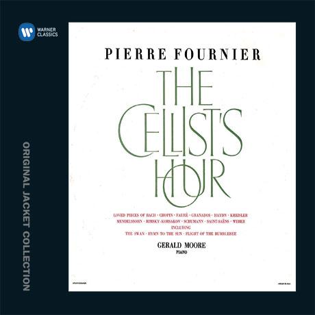 THE CELLIST'S HOUR/ GERALD MOORE [워너 오리지널 자켓 컬렉션] [피에르 푸르니에: 첼리스트의 시간]