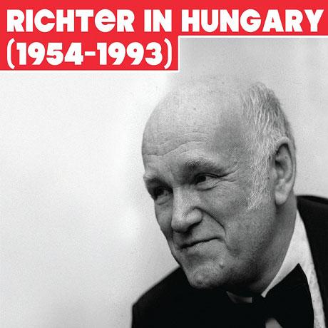 RICHTER IN HUNGARY 1954-1993 [리히터 인 헝가리]