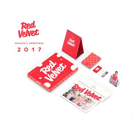 RED VELVET 2017 SEASONS GREETINGS