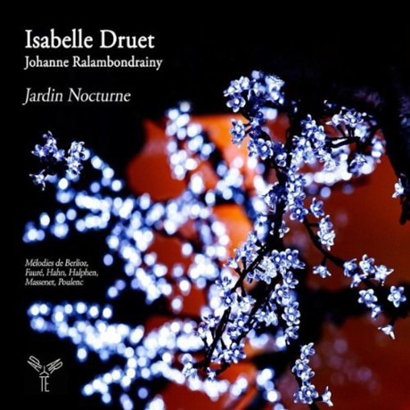 JARDIN NOCTURNE/ ISABELLE DRUET, JOHANNE RALAMBONDRAINY