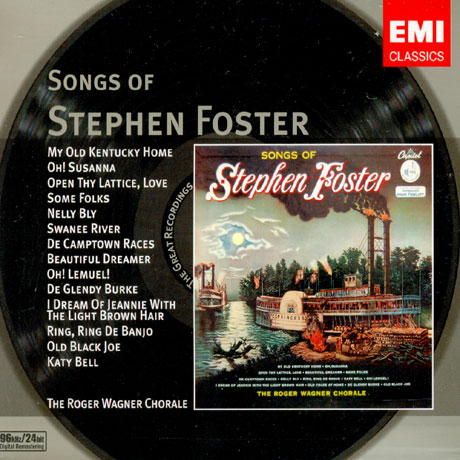 SONG OF STEPHEN FOSTER [포스터 가곡집]