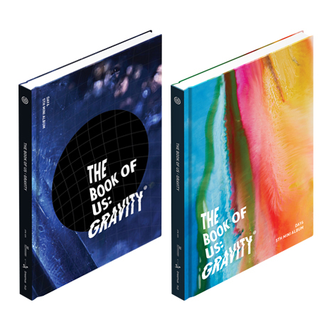 THE BOOK OF US: GRAVITY [미니 5집]