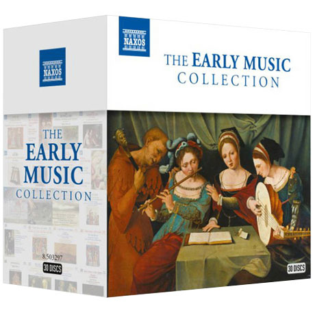 THE EARLY MUSIC COLLECTION [낙소스 30 콜렉션: 고음악편]