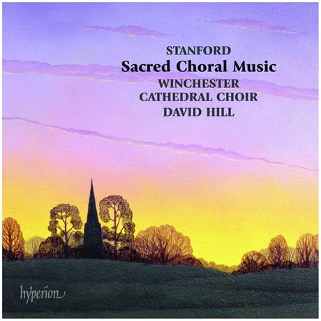 SACRED CHORAL MUSIC/ DAVID HILL