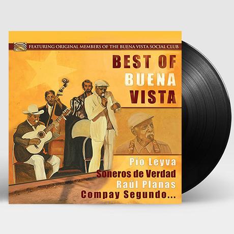 BEST OF BUENA VISTA [LP]