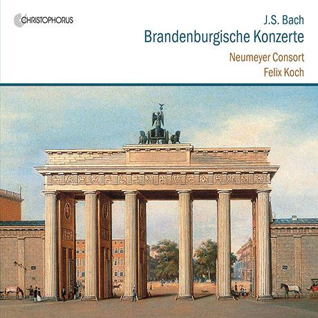 THE BRANDENBURG CONCERTOS/ FELIX KOCH [바흐: 브란덴부르크 협주곡 전곡 - 펠릭스 코흐]