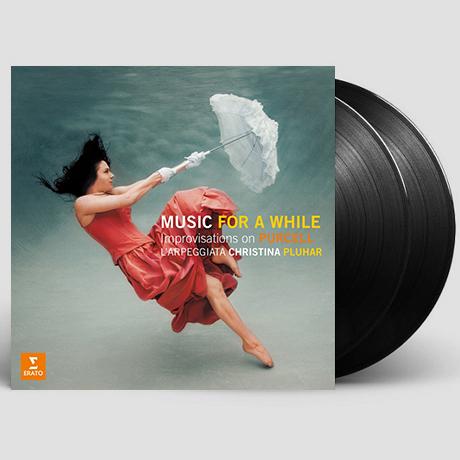 MUSIC FOR A WHILE: IMPROVISATION ON PURCELL/ L`ARPEGGIATA, CHRISTINA PLUHAR, PHILIPPE JAROUSSKY [퍼셀: 음악과 함께하는 동안 - 라르페지아타, 플루하르] [180G LP]
