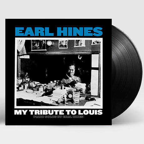 MY TRIBUTE TO LOUIS: PIANO SOLOS [LP]