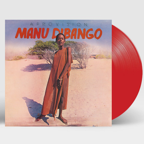 AFROVISION [RED LP]