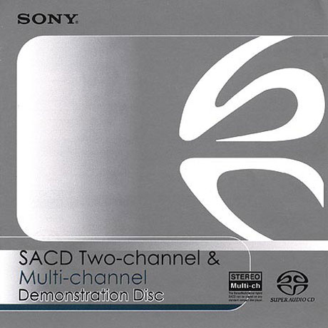 SACD TWO-CHANNEL & MULTI-CHANNEL/ DEMONSTRATION DISC [SACD HYBRID]