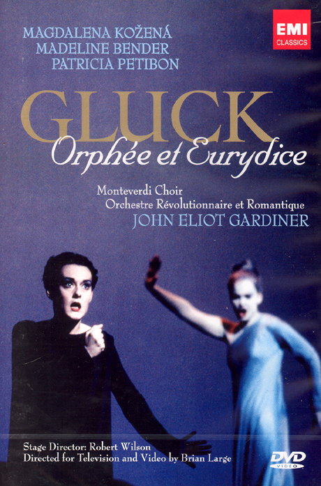 ORPHEE ET EURYDICE/ JOHN ELIOT GARDINER [글룩: 오르페와 유리디스]
