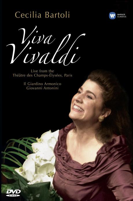 VIVA VIVALDI/ IL GIARDINO ARMONICO [체칠리아 바르톨리: 비발디 아리아]