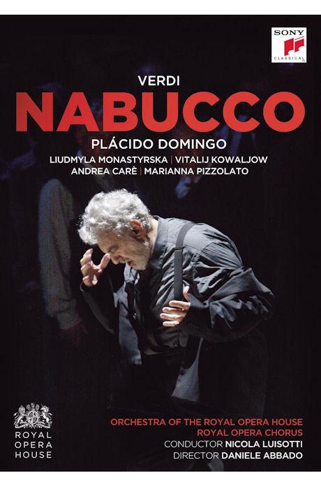 NABUCCO/ PLACIDO DOMINGO, NICOLA LUISOTTI [베르디: 나부코 - 플라시도 도밍고]
