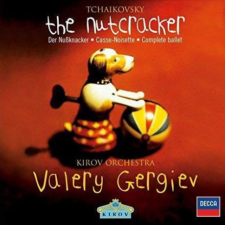 THE NUTCRACKER/ VALERY GERGIEV [차이코프스키: 호두까기 인형 - 게르기에프]