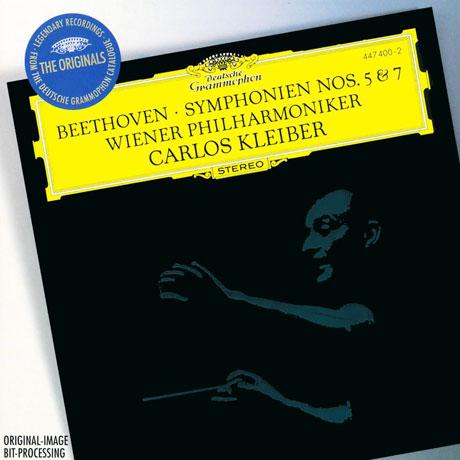 SYMPHONY NO.5 & 7/ CARLOS KLEIBER [THE ORIGINALS] [베토벤: 교향곡 5, 7번 - 카를로스 클라이버]