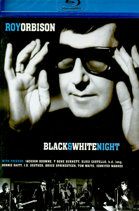 BLACK & WHITE NIGHT [로이 오비슨: 블랙 & 화이트 나이트] [블루레이 전용플레이어 사용]