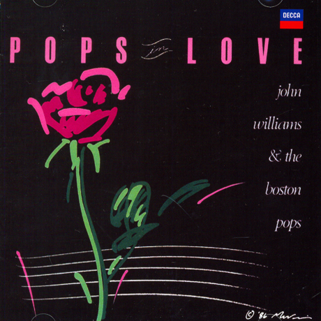 POPS IN LOVE/ JOHN WILLIAMS [핫트랙스 단독음반]
