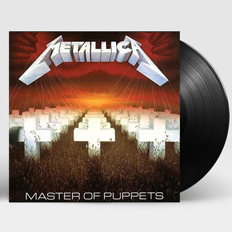 MASTER OF PUPPETS [180G LP]