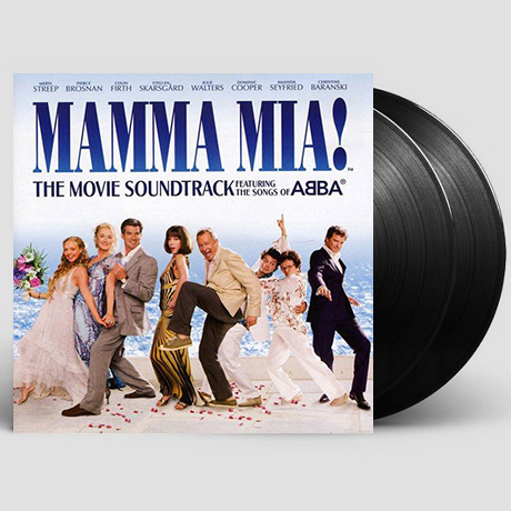 MAMMA MIA! THE MOVIE [맘마 미아 무비] [LP]