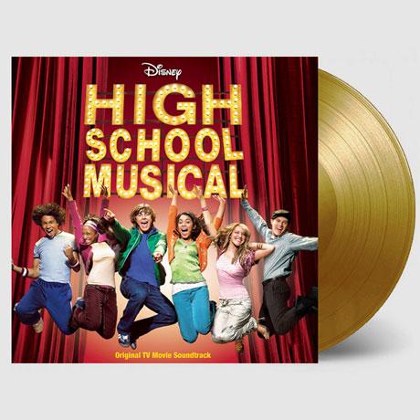 HIGH SCHOOL MUSICAL [LIMITED] [하이 스쿨 뮤지컬] [GOLD LP]