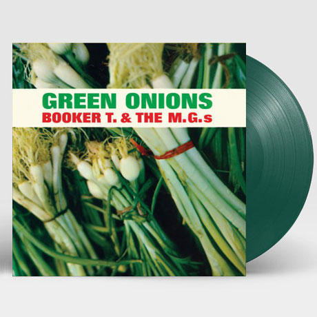 GREEN ONIONS [WAX TIME IN COLOR] [180G GREEN LP]