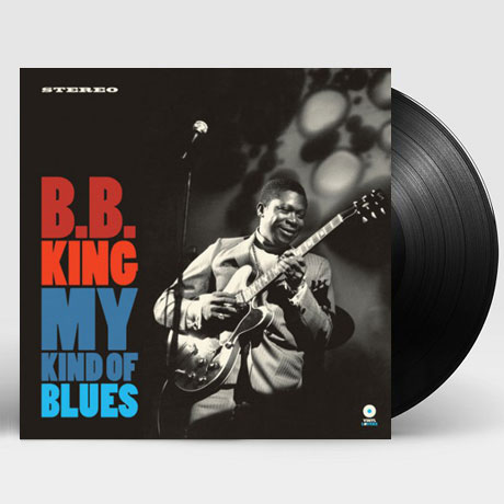 MY KIND OF BLUES [180G LP]