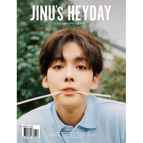 JINU`S HEYDAY [SOFT VER] [싱글 1집]