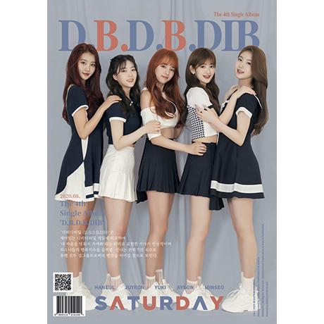D.B.D.B.DIB [싱글 4집]