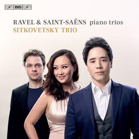 PIANO TRIOS/ SITKOVETSKY TRIO [SACD HYBRID] [라벨: 피아노 트리오 A단조 & 생상스: 피아노 트리오 2번 - 시트코베츠키 트리오]