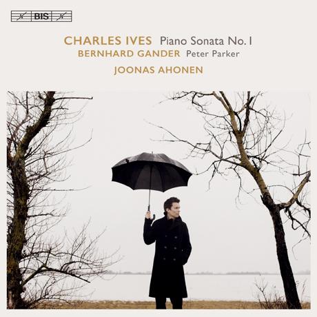 PIANO SONAT NO.1 & PETER PARKER/ JOONAS AHONEN [SACD HYBRID] [아이브스: 피아노 소나타 1번, 간더: 피터 파커 - 요나스 아호넨]