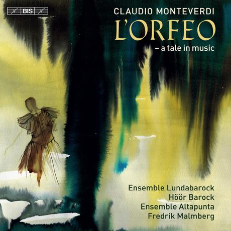 """L`ORFEO/ FREDRIK MALMBERG [SACD HYBRID] [몬테베르디: 오페라 """"오르페오"""" 전곡]"""