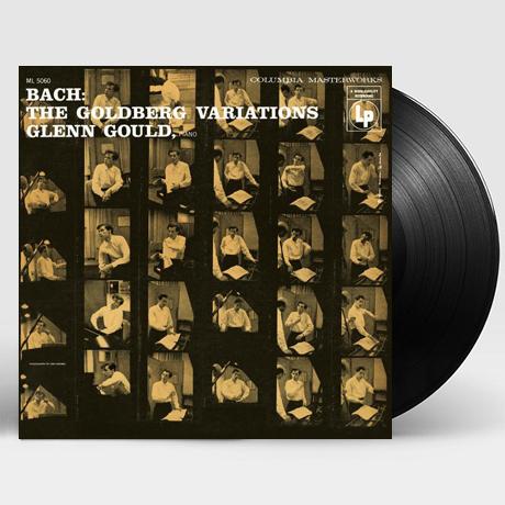 THE GOLDBERG VARIATIONS/ GLENN GOULD [바흐: 골드베르크 변주곡(1955년) - 글렌 굴드] [리마스터 한정반] [180G LP]