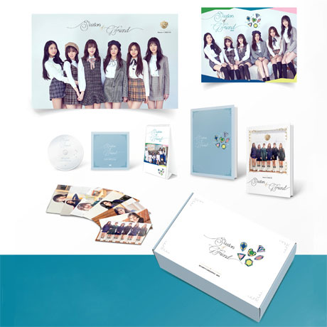 GFRIEND 2018 SEASONS GREETINGS