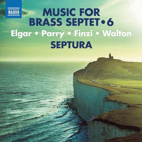 MUSIC FOR BRASS SEPTET 6 [엘가, 패리, 핀지, 월튼: 금관 7중주를 위한 작품 6집 - 셉투라]
