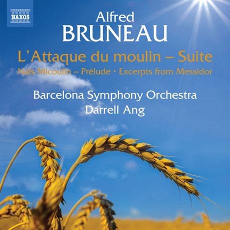 L`ATTAQUE DU MOULIN-SUITE/ DARRELL ANG [브루뉴: 오페라 모음곡]