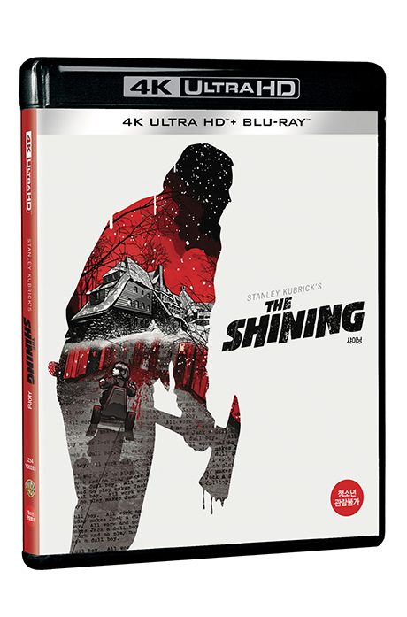 샤이닝 4K UHD+BD [THE SHINING]