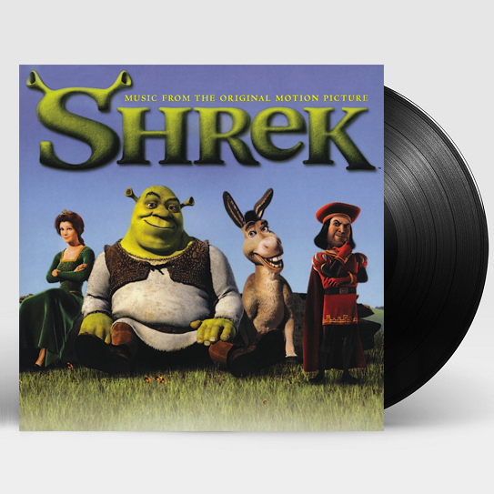 SHREK [슈렉] [LP]