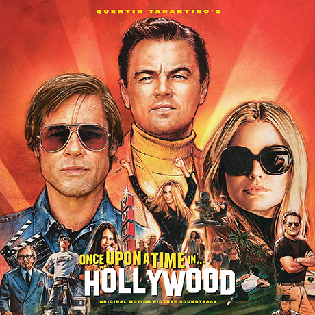ONCE UPON A TIME IN HOLLYWOOD [원스 어폰 어 타임 인 할리우드]
