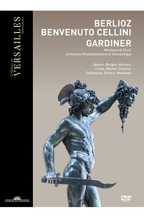 베를리오즈: 오페라 <벤베누토 첼리니> (DVD)