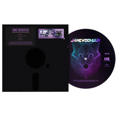 HE (DON`T WANNA BE ALONE) [PICTURE DISC LP]