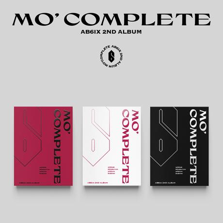 MO` COMPLETE [정규 2집] [3종 세트]