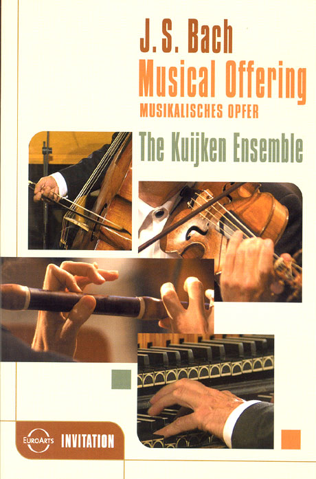 MUSICAL OFFERING/ KUIJKEN ENSEMBLE