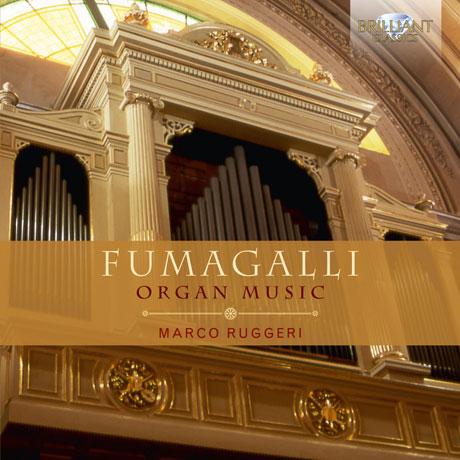 ORGAN MUSIC/ MARCO RUGGERI [푸마갈리: 오르간 작품집 - 마르코 루제리]