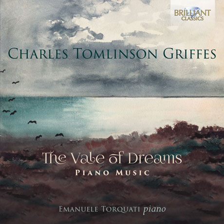 THE VALE OF DREAMS: PIANO MUSIC/ EMANUELE TORQUATI [그리프스: 꿈의 베일]