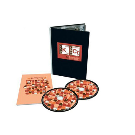 THE ELEMENTS OF KING CRIMSON: 2017 TOUR BOX [DELUXE]