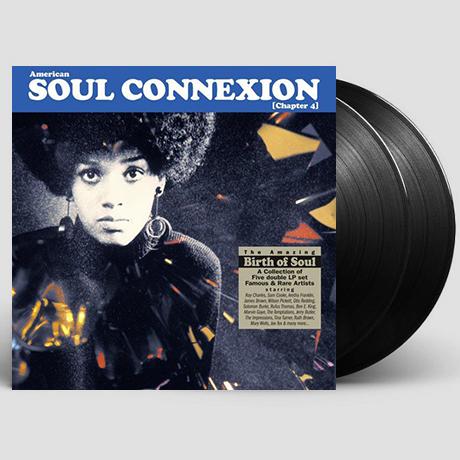 AMERICAN SOUL CONNEXION CHAPTER 4 [LP]