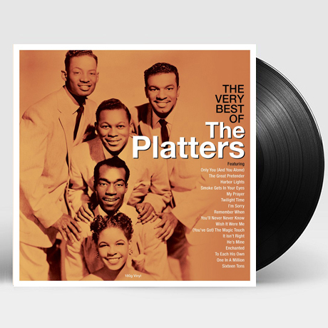 THE VERY BEST OF THE PLATTERS [180G LP]